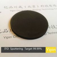 ITO sputtering target  4N China target manufacture  evaporation coating materials