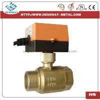 Low Voltage DC5V Two Way Electric Ball Valve with Encryption