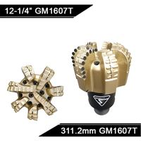 GREAT GM1607TQ Matrix Body PDC Drill Bit