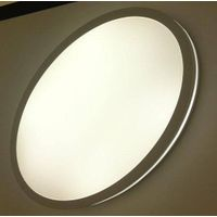 Round Shape Acrylic LED Wall Lamps 23W