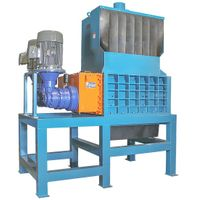 GS4 series of Quad-shaft shredder