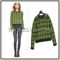 New SweaterArrival Autumn Winter Pullover Latest Design Ladies Sweater