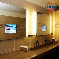 Waterproof LED Bathroom  Mirror TV  For Hotel thumbnail image