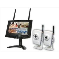 "7""wireless LCD DVR  kit"