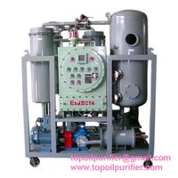 Series TY-Ex explosion-proof turbine oil purification plant