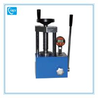 Laboratory Small Desktop Electric Hydraulic Press for Powder thumbnail image