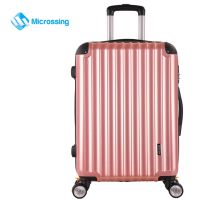 High quality ABS trolley travel luggage bags