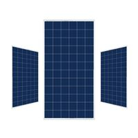 325W - 350W poly solar panel with best price for solar power system