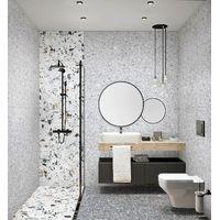 RF60132 engineering public hotel restaurant high quality porcelain terrazzo tile (600X600mm)