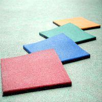High density ECO-friendly Gym fitness outdoor anti-slip rubber flooring mat