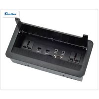 New Designed Conference Table Power Outlet with Brush