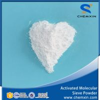 activated molecular sieve powder as desiccant