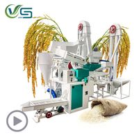 VMTCP-15 complete rice mill plant