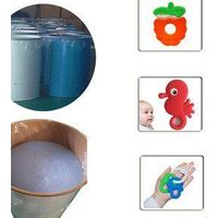 Non-toxic liquid silicone rubber for baby feeder