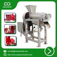 Automatic pomegranate juice extractor juice making machine multifunctional thumbnail image
