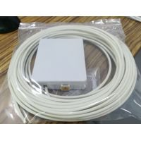 FTTH Set Solution +Drop Pigtail 2J SC/APC, G. 657A2, 3.0mm, Ivory, 35m + FTTH Socket + Label + Adapt