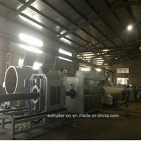 HDPE/PE Pipes Making Machine Plant HDPE Pipes Extruder Extrusion Machine thumbnail image