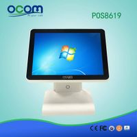15 inch all in one pc pos touch terminal machine