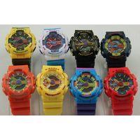 Men Sports Watch GA110 multi color