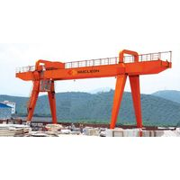 Port Application Rail Mounted Container Crane gantry crane with CE certification thumbnail image