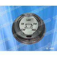 Coffee cup lids thumbnail image