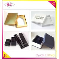China Wholesale high quality double layers cardboard chipboard paper Boxes for Gifts Packing thumbnail image