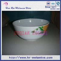 high quality melamine bowl
