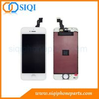 Wholesale For iPhone 5C Screen Replacement Parts In China (White)