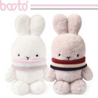 cute rabbit plush toy with a scarf thumbnail image