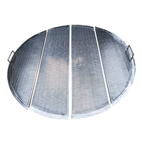 Stainless Steel Wedge Wire Lauter Tun Screen For Beer Brewing thumbnail image