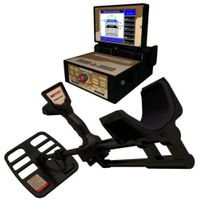 JEOHUNTER BASIC SYSTEM 3D MAKRO GEORADAR GPR METAL DETECTOR GROUND PENETRATING thumbnail image