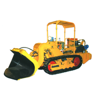 Hydraulic Side dumping Rock loader
