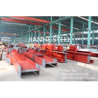 Special Shaped Steel Beams and Columns for Steel Structures
