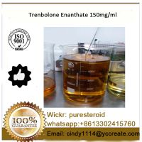 Trenbolone Enanthate 150mg/ml (Trenaject 150) Semi-finished Steroid Injection Oil