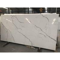 calacatta white quartz slab thumbnail image