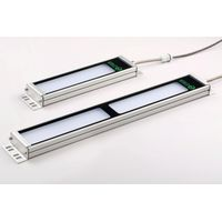 JL81 Flat panel machine lamp-Fixed bracket structure Tube Linear lighting