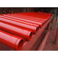 Industrial / factory supply stock Seamless steel pipes used for concrete convey