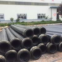 uhmwpe sand dredging pipe