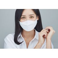 NEW KF94 FDA CE FFP2 ISO 9001 14001 4-Ply Disposable Medical Surgical Black 4-Layers Face Mask Korea thumbnail image