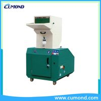 Recycled Plastic granules crusher machine for sale with plastic crusher blades