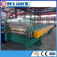 Floor Decking Cold Roll Forming Machine thumbnail image