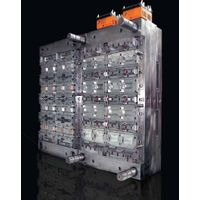 multi-cavity mould