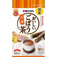 Detox Japanese Flavorful Taste Burdock & Ginger women