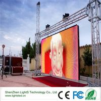 P8 Portable Outdoor LED Text Image Video Display Screens