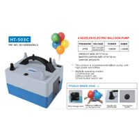 HT-503C  , ELECTRIC BALLOON PUMP