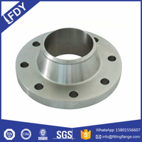 stainless steel weld neck/WN ANSI 150LB flange