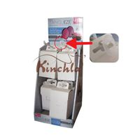 Kinchla Display POS Cardboard Make UP Stands  Display