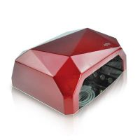 CUCKOO Professional Hot Sell 36W LED+CCFL gel uv nail lamp
