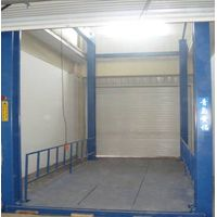Large Repair Shops Use High Strength Four Posts Car Carrying Lifter thumbnail image