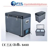 Mini mobile freezer for car